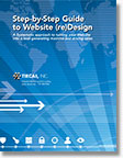 Industrial web redesign guide